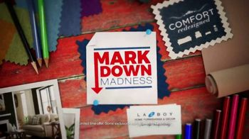 La-Z-Boy Markdown Madness TV Spot, '2019 Closeouts, Overstocks and More' - Thumbnail 8