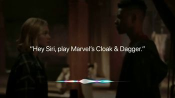 Apple iPhone TV Spot, 'Freeform: Marvel's Cloak & Dagger' - Thumbnail 3