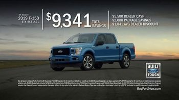 Ford F-150 TV Spot, 'F-Series: Best-Selling Truck for 42 Years' [T2] - Thumbnail 9