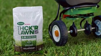 Scotts Turf Builder TV Spot, 'A&E: Worn Out Lawn'