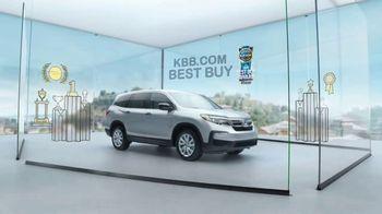 2019 Honda Pilot LX TV Spot, 'Room for More' [T1] - Thumbnail 6