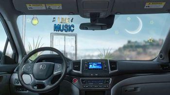2019 Honda Pilot LX TV Spot, 'Room for More' [T1] - Thumbnail 4