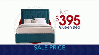 Rooms to Go Storewide Mattress Sale TV Spot, 'Your Bed, Your Choice' - Thumbnail 4