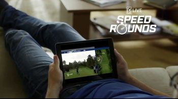 PGA TOUR Live Season Pass TV Spot, '10 Minute Speed Rounds' - 84 commercial airings
