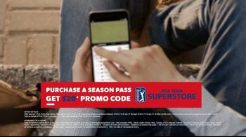PGA TOUR Live Season Pass TV Spot, '10 Minute Speed Rounds' - Thumbnail 5