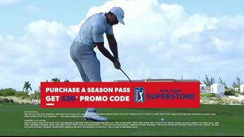 PGA TOUR Live Season Pass TV Spot, '10 Minute Speed Rounds' - Thumbnail 7