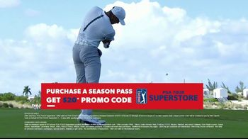 PGA TOUR Live Season Pass TV Spot, '10 Minute Speed Rounds' - Thumbnail 8
