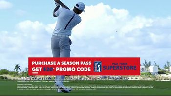 PGA TOUR Live Season Pass TV Spot, '10 Minute Speed Rounds' - Thumbnail 9