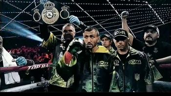ESPN+ TV Spot, 'Top Rank Boxing: Lomachenko vs. Crolla'