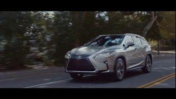 Lexus RX 350L TV Spot, 'Emily' [T1] - Thumbnail 5