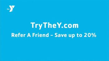 YMCA TV Spot, 'Unlimited Group Fitness Classes: Refer a Friend' - Thumbnail 7