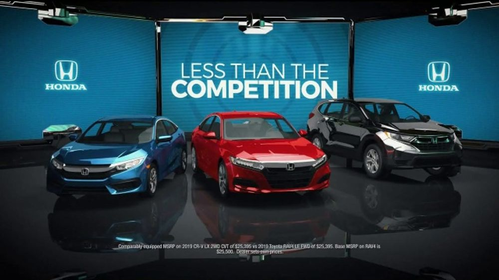 Honda Dream Garage Spring Event TV Commercial, 'Save on New Hondas' [T2]