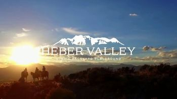 Heber Valley Chamber of Commerce TV Spot, 'A Place I've Never Been' - Thumbnail 8