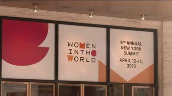 Women in the World TV Spot, '2019 New York Summit' - Thumbnail 3