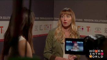 Women in the World TV Spot, '2019 New York Summit' - Thumbnail 5
