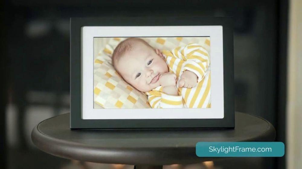 Skylight Frame TV Commercial, 'Hundreds of Miles Away'