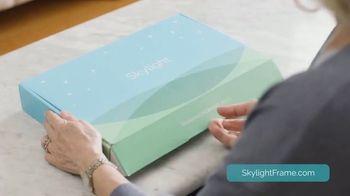 Skylight Frame TV Spot, 'Hundreds of Miles Away' - Thumbnail 4