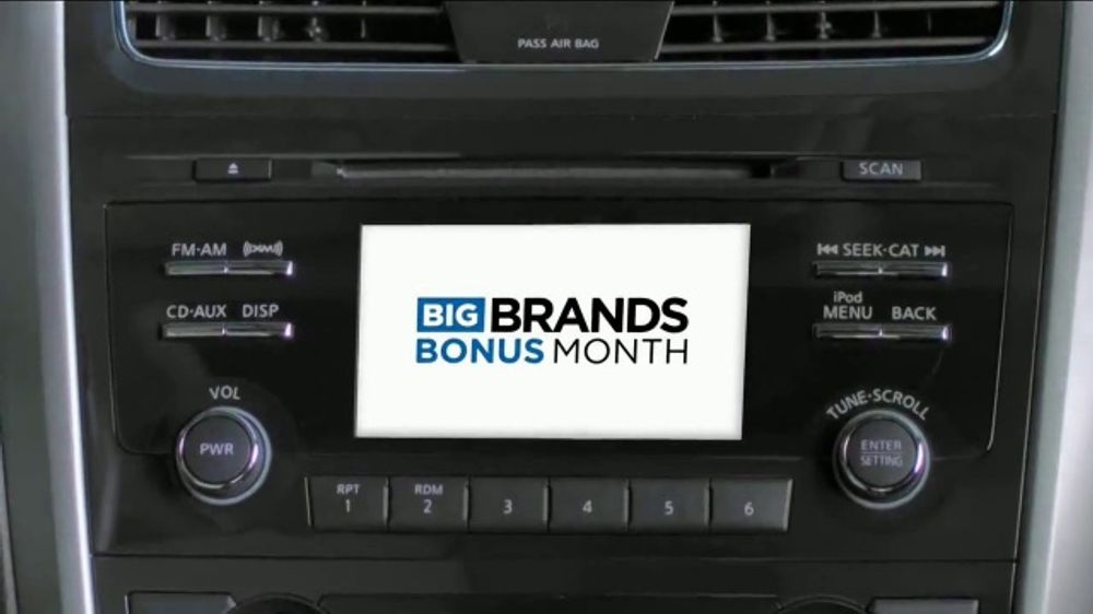 National Tire & Battery Big Brands Bonus Month TV Commercial, 'Michelin Reward Card and Oil Change'