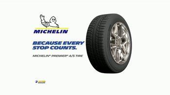 National Tire & Battery Big Brands Bonus Month TV Spot, 'Michelin Reward Card and Oil Change' - Thumbnail 6