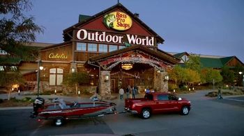 Bass Pro Shops Outdoor Authority Sale TV Spot, 'Camp Chairs & Hiking Boots' - Thumbnail 1