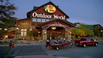 Bass Pro Shops Outdoor Authority Sale TV Spot, 'Camp Chairs & Hiking Boots' - Thumbnail 2