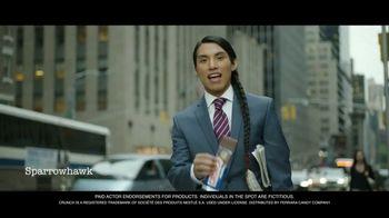 Crunch TV Spot, 'Sparrowhawk'