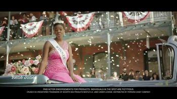 Nestle Crunch TV Spot, 'Rene Jones' - Thumbnail 4