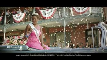 Nestle Crunch TV Spot, 'Rene Jones' - Thumbnail 5