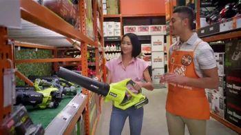 The Home Depot Spring Black Friday TV Spot, 'Herbs & Vegetables or Trimmer & Blower Combo Kit' - Thumbnail 2