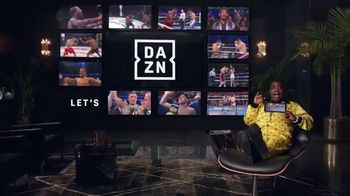 DAZN TV Spot, 'Blowing Up the Fight Game' Featuring Tracy Morgan - Thumbnail 9