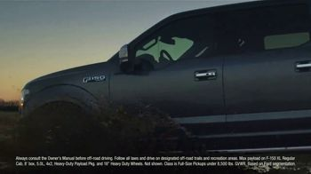 2019 Ford F-150 TV Spot, 'All That Hard Work' [T2]