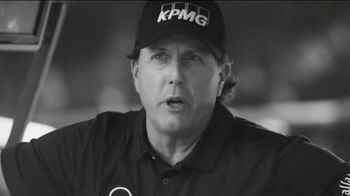 Callaway Chrome Soft TV Spot, 'Phil Shoots Straight' Featuring Phil Mickelson