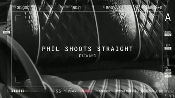 Callaway Chrome Soft TV Spot, 'Phil Shoots Straight' Featuring Phil Mickelson - Thumbnail 2