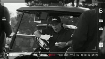 Callaway Chrome Soft TV Spot, 'Phil Shoots Straight' Featuring Phil Mickelson - Thumbnail 3
