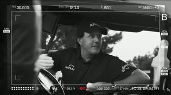 Callaway Chrome Soft TV Spot, 'Phil Shoots Straight' Featuring Phil Mickelson - Thumbnail 4