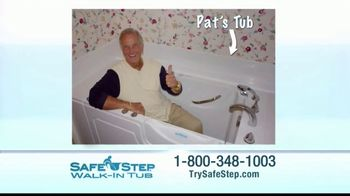 Safe Step TV Spot, 'Free Shower Package' Featuring Pat Boone - 41 commercial airings