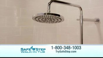 Safe Step TV Spot, 'Free Shower Package' Featuring Pat Boone - Thumbnail 4