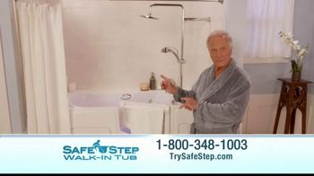 Safe Step TV Spot, 'Free Shower Package' Featuring Pat Boone - Thumbnail 5