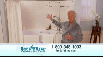 Safe Step TV Spot, 'Free Shower Package' Featuring Pat Boone - Thumbnail 7