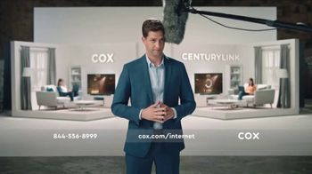 Cox Internet TV Spot, 'Sound Guy'