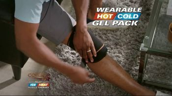 Copper Fit Rapid Relief Wraps TV Spot, 'Hot or Cold Therapy' - Thumbnail 5