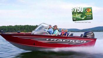 Tracker Boats TV Spot, 'Big Water: Gift Card' - Thumbnail 7