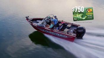 Tracker Boats TV Spot, 'Big Water: Gift Card'