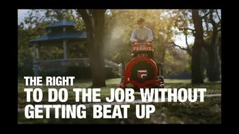 Ferris Mowers TV Spot, 'You Have the Right' Song by Gyom - Thumbnail 7