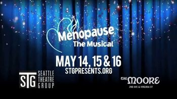 Menopause: The Musical TV Spot, '2019 The Moore' - Thumbnail 9