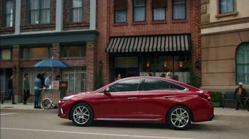 2019 Hyundai Sonata TV Spot, 'Put That High Tech to Good Use' [T2]