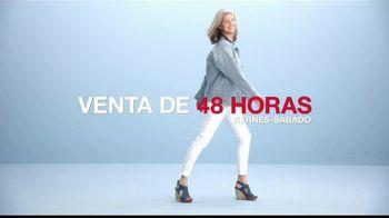 Macy's Venta de 48 Horas TV Spot, 'Pendientes y electrodomésticos' [Spanish] - Thumbnail 3