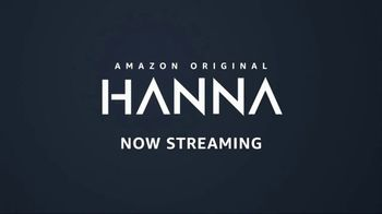 Amazon Prime Video TV Spot, 'Hanna: Season One: Connection' - Thumbnail 8