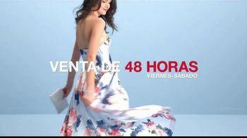 Macy's Venta de 48 Horas TV Spot, 'Vestidos de graduación' [Spanish] - Thumbnail 2