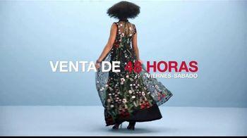 Macy's Venta de 48 Horas TV Spot, 'Vestidos de graduación' [Spanish]